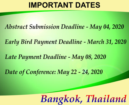 important dates thailand